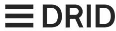 DRID logo