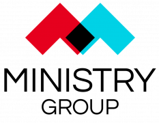 Ministry group logo